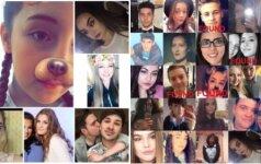 Po teroro akto Mančesteryje socialinius tinklus užplūdo dingusių vaikų artimųjų pagalbos šauksmas