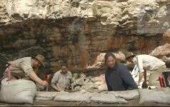 Nauji atradimai rodo, kad Australijos žmonių istorija prasidėjo anksčiau, nei manyta