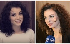 """Naujoji """"Eurovizijos"""" atrankos vedėja Gerūta Griniūtė – Irūnos Puzaraitės kopija?"""