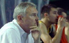 V. Poteliūnas: geru žaidimu mane stebina visi MRU krepšininkai