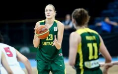 G. Petronytė į Eurolygos vicečempionių krepšį įmetė 15 taškų