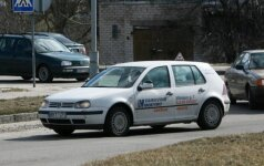 Vairavimo mokymasis