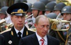 Naujausias V. Putino grasinimas subtilumu nepasižymėjo
