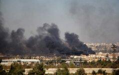 """Per antskrydį Sirijoje žuvo """"Al Qaeda"""" lyderio pavaduotojas"""