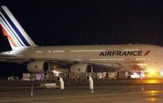 """Trečiadienį streikuos """"Air France"""" darbuotojai"""