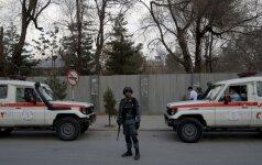 Kabule per mirtininko sprogdintojo išpuolį žuvo mažiausiai 24 žmonės