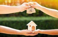 Renkatės namus? Dalykai, į kuriuos būtina atkreipti dėmesį