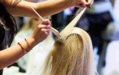 Stilistė Gražina pataria kaip nusidažyti plaukus namuose
