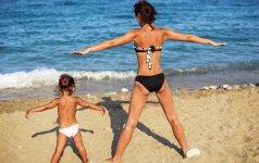 Jei būgštaujate dėl kūno linijų, yra labai lengvas būdas pasijusti geriau