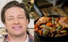 Jamie Oliveris