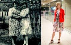 Stulbinantis eksperimentas: apsirengė močiutės drabužius ir nesitikėjo, kad bus taip gerai
