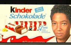 """Vokietiją drebina rasistinis skandalas dėl rinktinės futbolininkų nuotraukų ant """"Kinder"""" šokoladų"""