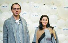 Mantas Volkus ir Agnė Jagelavičiūtė