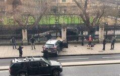 Po teroro atakos Londone areštuoti dar du žmonės