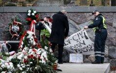 J. Pilsudskio širdies kapą išniekinęs lenkas: tai – kerštas V. Tomaševskiui