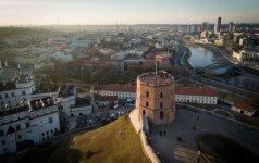 Vilniuje filmuojama fantastinė dramą apie ateitį: gyventojus įspėja dėl eismo ribojimų