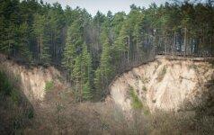 Aptiktos seisminės žymės netoli Vilniaus: Lietuvoje būta žemės drebėjimų