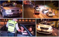 Vilniuje įkliuvo visą Europą be vairuotojo pažymėjimo pervažiavęs emigrantas