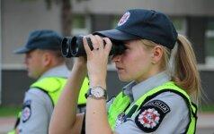 Policijos reidas Šiauliuose