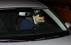 Naktinis reidas Vilniuje: įtariama, girtas rusų diplomatas užmigo ambasados automobilyje