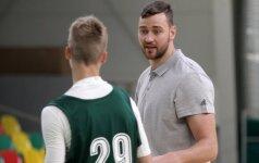 14-os NBA klubų dėmesį patraukęs D. Motiejūnas savo vasaros prioritetu laiko rinktinę