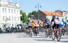 """""""Baltic Chain Tour"""" dviračių lenktynėse – aštuonių šalių komandos"""