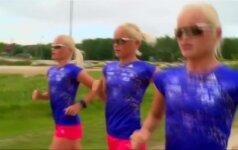 """""""Trio to Rio"""": olimpiadoje Estijai atstovaus trynukės"""