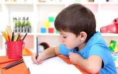 10 patarimų kaip paruošti namus vaiko grįžimui į mokslus