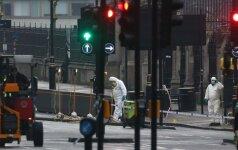 Naujos detalės apie išpuolio Londone vykdytoją