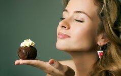 Skanumynai, kurie PAKEIS SALDYMYNUS! Nustebsite, kiek kalorijų galima sutaupyti!
