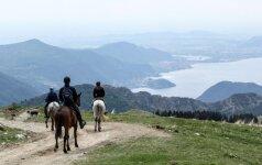 Nepamirštama Lombardija: kalnų, ežerų ir gerų žmonių žemė