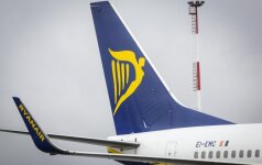"""""""Ryanair"""" skelbia išpardavimą: bilietai 30 proc. pigiau"""