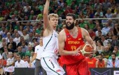 D. Sabonio likimas: NBA kirtis – ir Ispanijos rinktinei