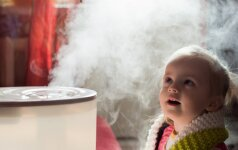Kaip reguliuoti mikroklimatą namuose?