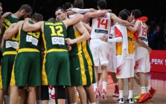 Eurolygos vadovas ramina Lietuvą: neįmanoma, kad jūsų rinktinės nebūtų Rio