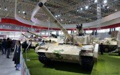 Ar kovos mašinų rinką sudrebins naujasis Kinijos tankas?
