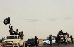 Saudo Arabija turi naują planą kovai su IS