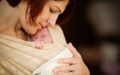 Dulos Mantautės laiškas gimdyvei