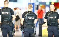 Incidentas Talino oro uoste: grasinta susprogdinti keleivinį lėktuvą