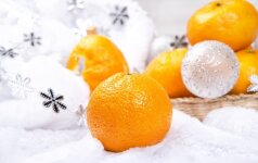 Kitokie DESERTAI: mandarinų sriuba, kepti greipfrutai... (4 receptai!)