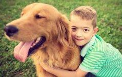 Kodėl verta namuose auginti kokį nors gyvūną: psichologės nuomonė