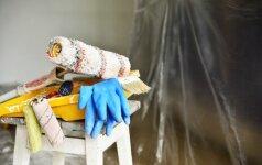11 sienų dažymo klaidų, kuomet pridaroma daugiau žalos, negu naudos
