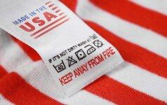 Etiketės apie jūsų drabužius pasako viską: pasitikrinkite, ar tikrai žinote, ką jos reiškia?