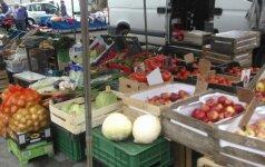 Daržovių kainos Lenkijoje