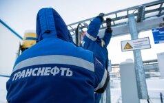 Rusiška nafta šiemet – daugiau nei trečdaliu pigesnė