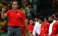 """Su broliais Gasoliais priešakyje: Ispanija paskelbė rinktinės kandidatus ir 11 """"išrinktųjų"""""""