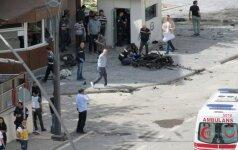 Sprogimas Turkijoje