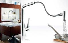 Kuo skiriasi vonios ir virtuvės maišytuvai?