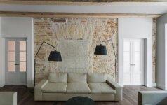 115 kv.m. apartamentai Vilniaus senamiestyje: kaip šeimos namai pamažu virsta į muziejų