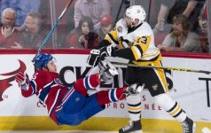 NHL: Penguins - Canadiens